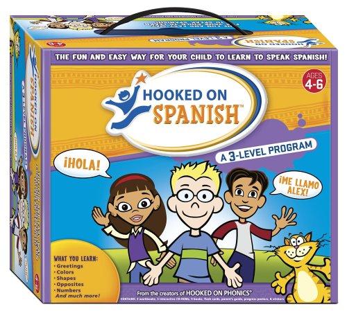 9781931020756: Hooked on Spanish