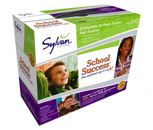 Sylvan Complete At-Home System: School Success, Ages: Hooked on Phonics