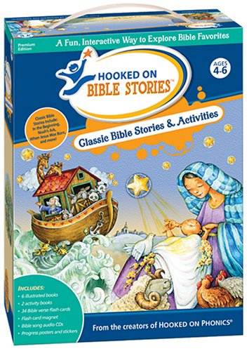 9781931020992: Hooked on Bible Stories