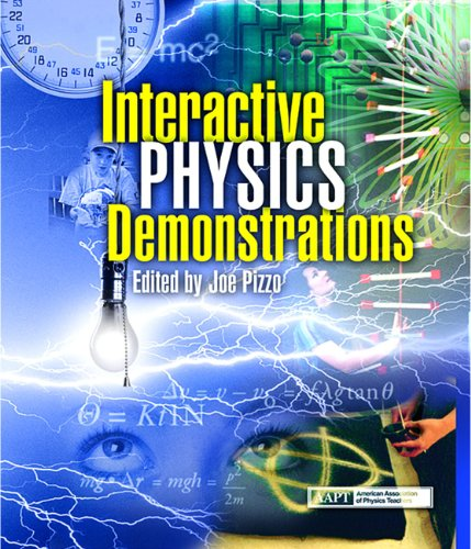 9781931024006: Interactive Physics Demonstrations: A Collection of Deck the Halls Columns and Other Articles Reprinted from the Physics Teacher 1972-2001