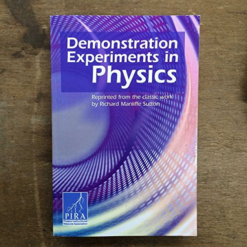 9781931024051: Demonstration Experiments In Physics