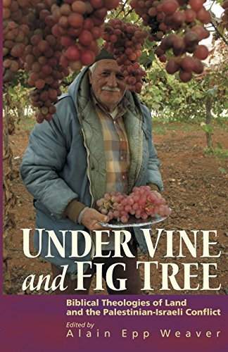 9781931038454: Under Vine and Fig Tree: Biblical Theologies of Land and the Palestinian-Israeli Conflict