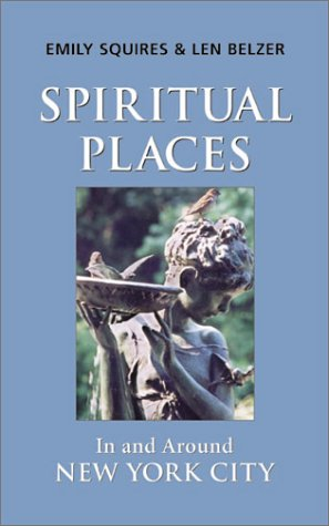 9781931044035: Spiritual Places In and Around New York City