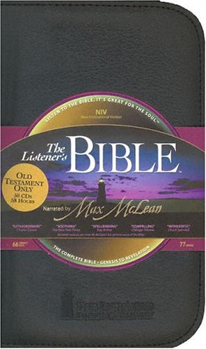 9781931047029: The Old Testament of the Bible as Told by Max McLean