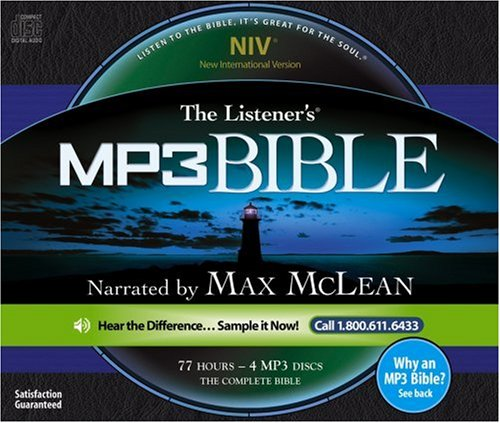 The Listener's NIV MP3 Audio Bible