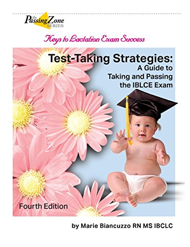 9781931048446: Test-Taking Strategies: A Guide to Taking and Passing the IBLCE Exam, Fourth Edition