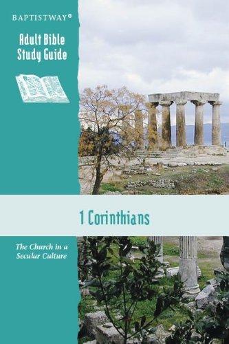 1 Corinthians: The church in a secular: Denison, Jim