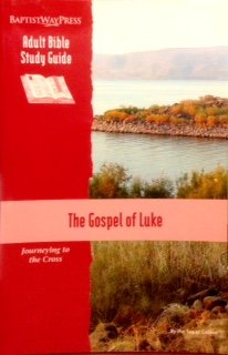 The Gospel of Luke: Journeying to the Cross: Brian Harbour, Wilma Reed, William Tinsley