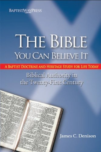 9781931060714: The Bible: You Can Believe It (Bibliical Authority in the Twenty-First Century)