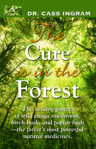 9781931078337: The Cure Is in the Forest: The Healing Powers of Wild Chaga Mushroom, Birch Bark, and Poplar Buds-The Forest's Most Powerful Natural Medicines