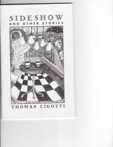 Sideshow and Other Stories: Thomas Ligotti
