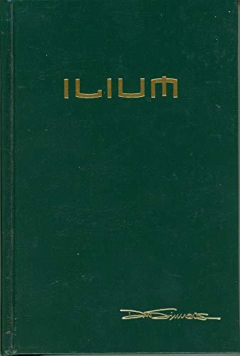 9781931081887: Ilium [Hardcover] by
