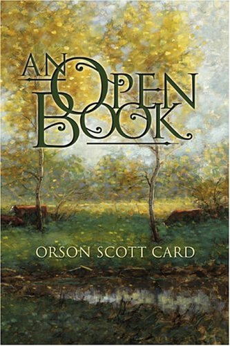 An Open Book: Orson Scott Card