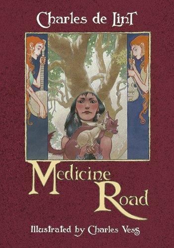 Medicine Road ***SIGNED***: Charles de Lint