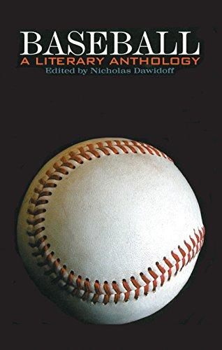 Baseball: A Literary Anthology: Dawidoff, Nicholas [Editor]