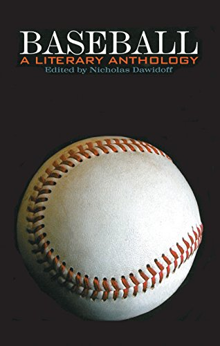 Baseball: A Literary Anthology (Hardcover)