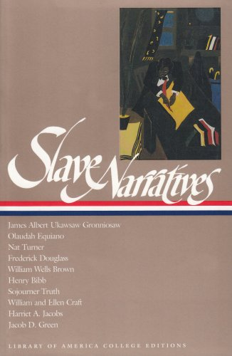 9781931082112: Slave Narratives (College)