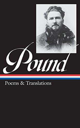 9781931082419: Ezra Pound: Poems and Translations