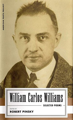 9781931082716 William Carlos Williams Selected Poems