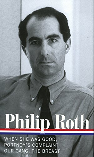 9781931082808: Philip Roth: Novels 1967-1972: When She Was Good / Portnoy's Complaint / Our Gang / The Breast (Library of America)
