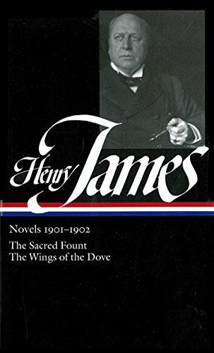 Henry James: Novels 1901-1902: The Sacred Fount: Henry James