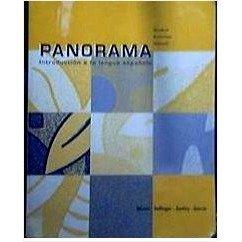 9781931100694: Panorama Student Activities Manual