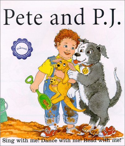 9781931127363: Pete and P.J.: Sing with Me! Dance with Me! Read with Me! with Book (Kindermusik Library)