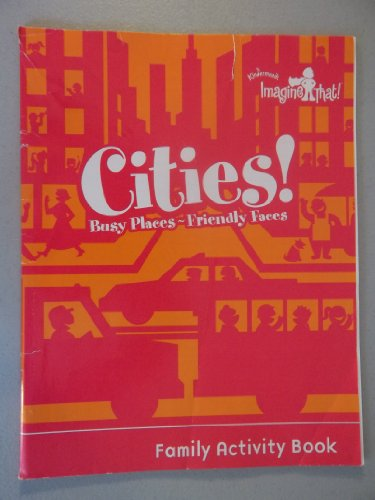 Cities! Busy Places ~ Friendly Faces Family Activity Book: Kindermusik