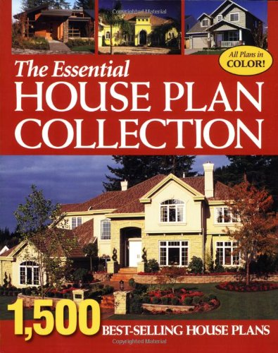 9781931131704: Essential House Plan Collection: 1500 Best Selling Home Plans