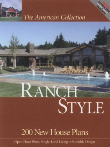 9781931131742: The American Collection Ranch Style