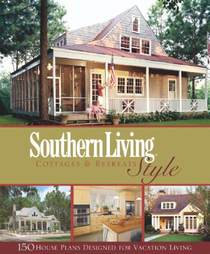 Southern living style cottages retreats southern living for Hanley wood house plans