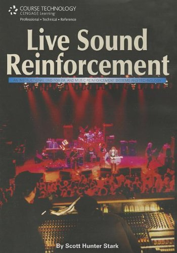 Live Sound Reinforcement DVD Edition (Hardback): Tom Lubin