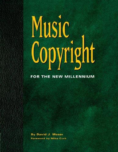 9781931140164: Music Copyright for the New Millenium