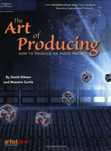 9781931140447: The Art of Producing