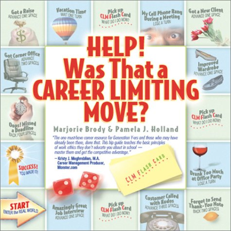 9781931148030: Help! Was That a Career Limiting Move?