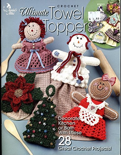 Ultimate Towel Toppers - Crochet - Annie's Attic - #874013