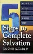 Spanish- Five Steps To Complete Salvation (1931172102) by Creflo Dollar