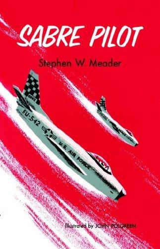 Sabre Pilot: Stephen Meader