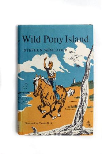 9781931177443: Wild Pony Island