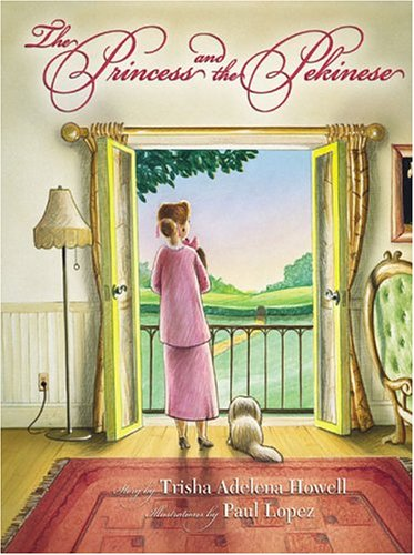 The Princess and the Pekinese (SIGNED)