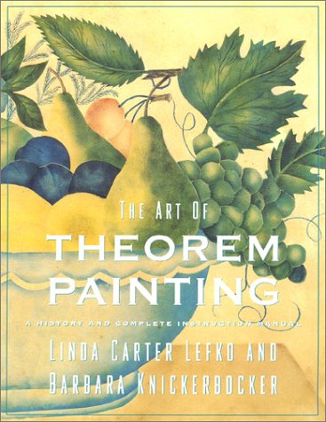 9781931227025: The Art of Theorem Painting