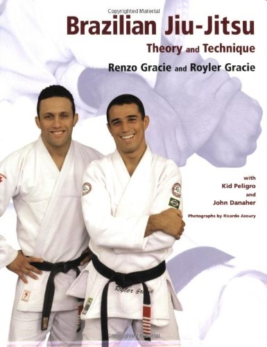 9781931229081: Brazilian Jiu-Jitsu: Theory and Technique