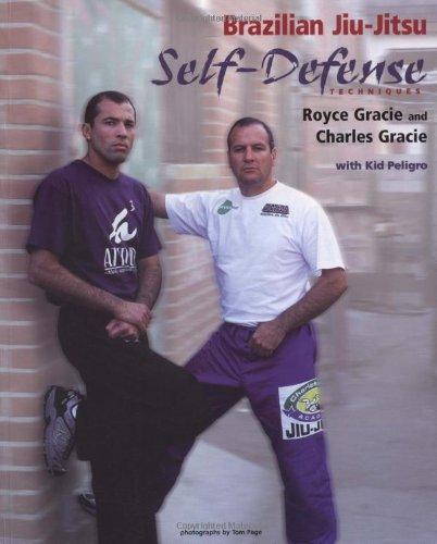 9781931229272: Brazilian Jiu-Jitsu Self-Defense Techniques (Brazilian Jiu-Jitsu series)