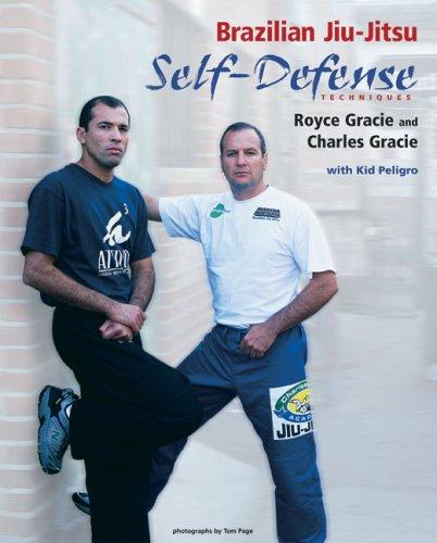 9781931229487: Brazilian Jiu-Jitsu Self-Defense Techniques