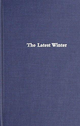9781931236225: The Latest Winter