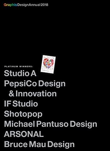 9781931241618: Graphis Design Annual 2018