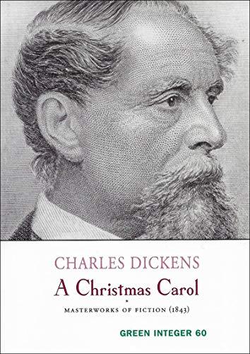 9781931243186: A Christmas Carol (Green Integer)