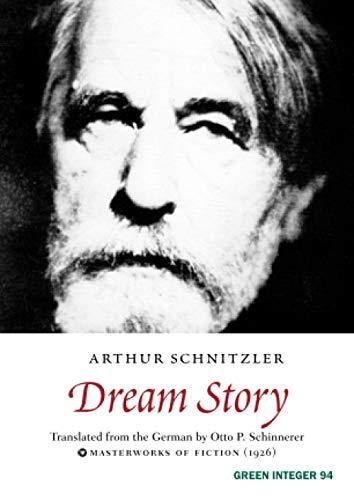 9781931243483: Dream Story (Green Integer)