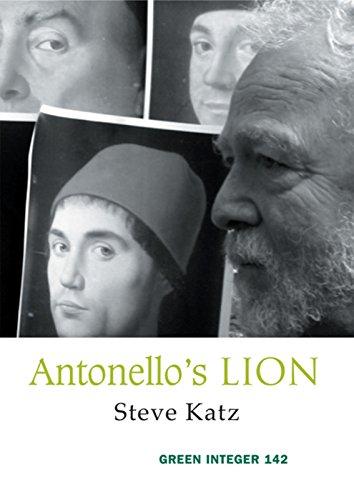 9781931243827: Antonello's Lion (Green Integer)