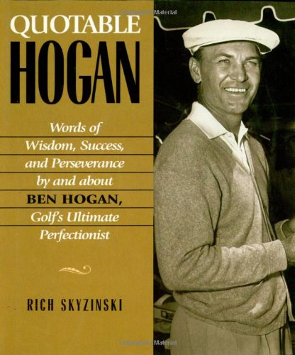 9781931249072: Quotable Hogan (Potent Quotables)